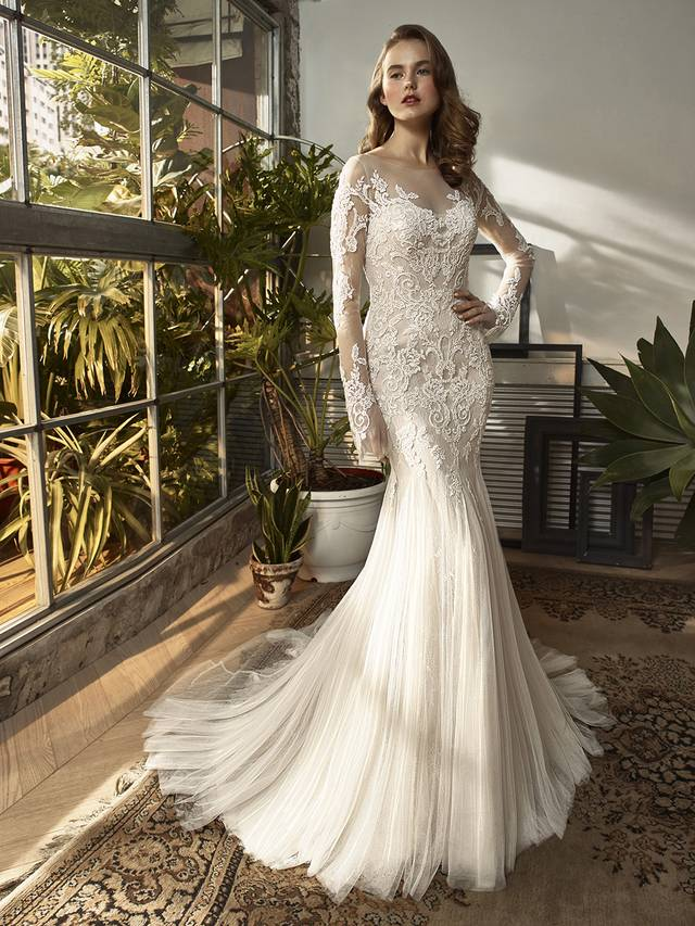 Code: Enzoani Beautiful BT18-08 With Overlay